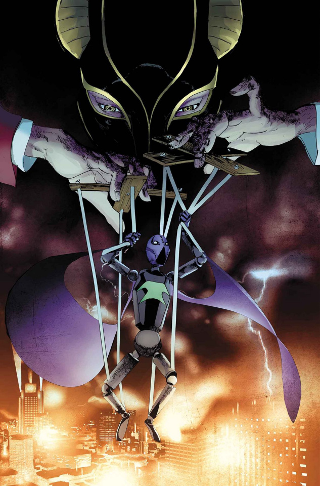 The Prowler #4