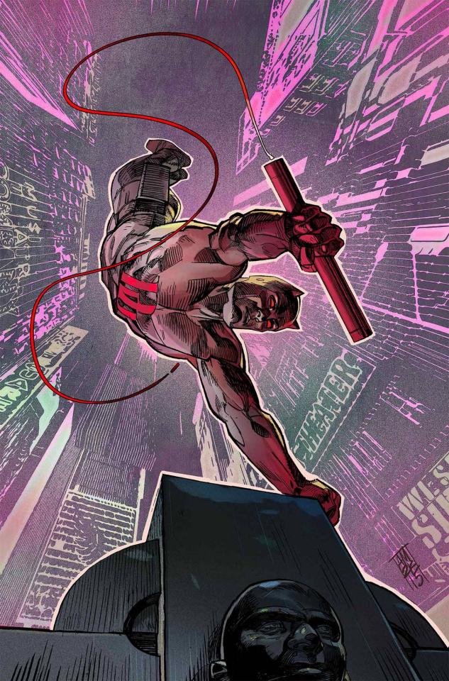 Daredevil #16 (Maleev NYC Cover)