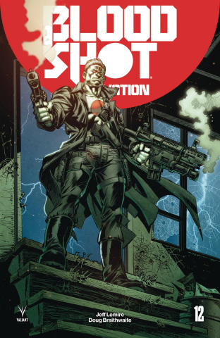 Bloodshot: Salvation #12 (20 Copy Bright Cover)