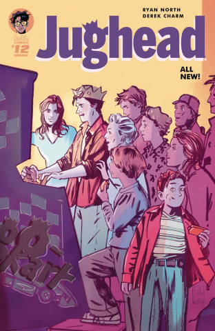 Jughead #12 (Tula Lotay Cover)