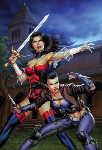 Grimm Fairy Tales #41 (Goh Cover)