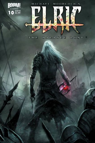 Elric: The Balance Lost #10