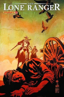 The Lone Ranger #9