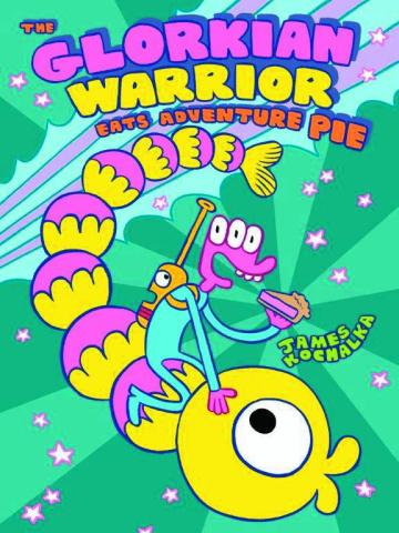 The Glorkian Warrior Vol. 2: Eats Adventure Pie