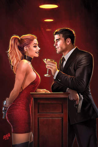 James Bond: 007 #7 (30 Copy Nakayama Virgin Cover)