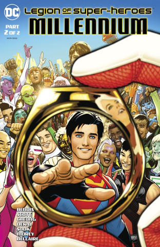 Legion of Super Heroes: Millennium #2
