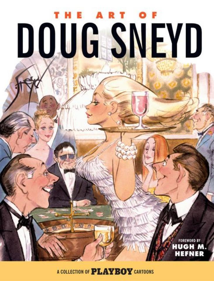 The Art of Doug Sneyd