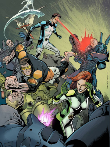 All-New X-Men #19