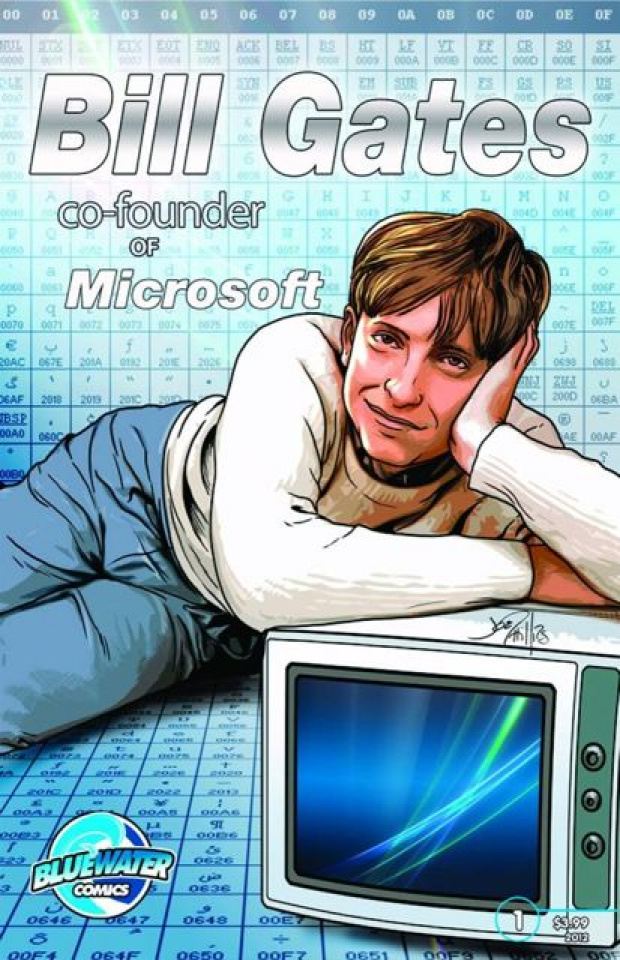 Bill Gates: Co-Founder of Microsoft
