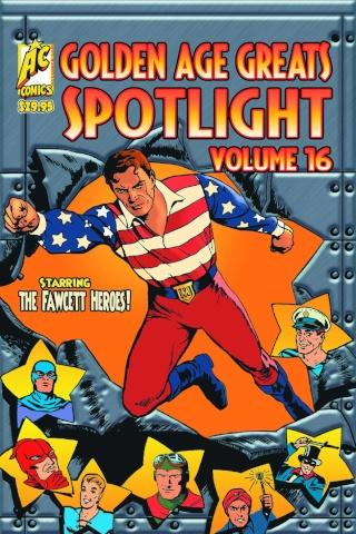 Golden Age Greats Spotlight Vol. 16