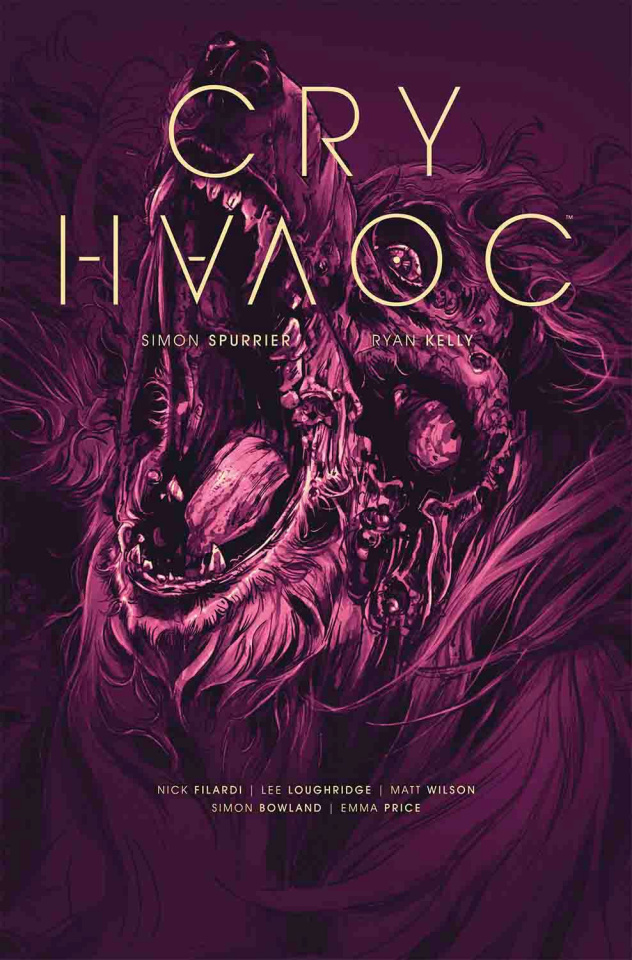 Cry Havoc #5 (Kelly & Price Cover)