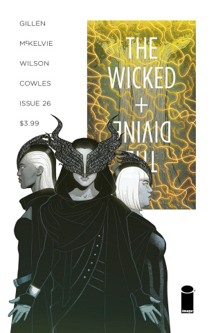 The Wicked + The Divine #26 (McKelvie & Wilson Cover)
