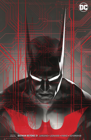Batman Beyond #31 (Variant Cover)