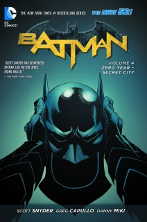 Batman Vol. 4: Zero Year - Secret City