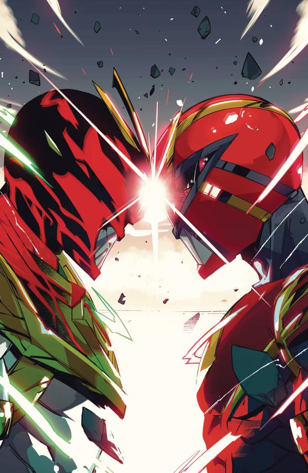 Power Rangers #12 (15 Copy Di Nicuolo Cover)