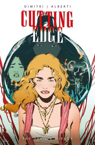 Cutting Edge: The Devil's Mirror #2 (Llovet Cover)