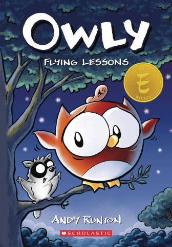 Owly Vol. 3: Flying Lessons
