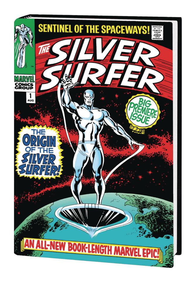 Silver Surfer Vol. 1 (Omnibus)