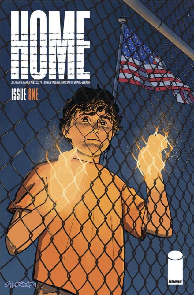 Home #1 (Salcedo Cover)