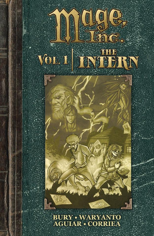 Mage, Inc. Book 1: The Intern