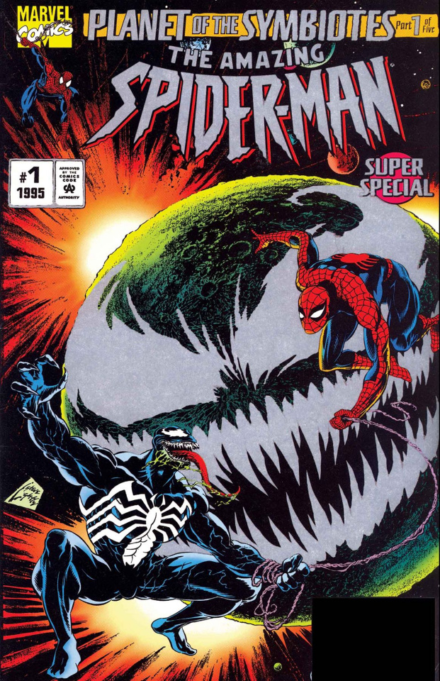 Absolute Carnage: Planet of the Symbiotes #1 (True Believers)