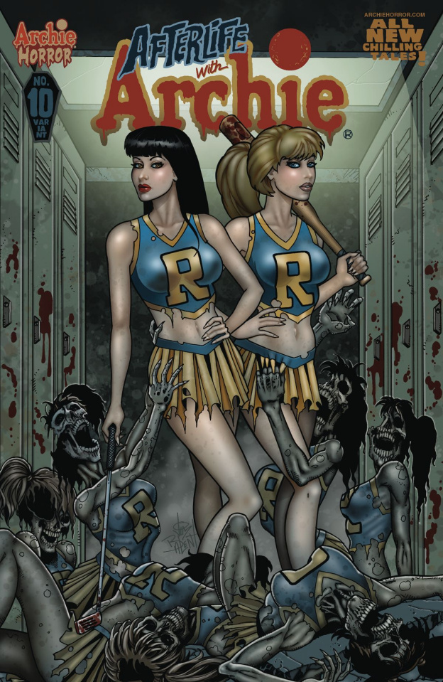 Afterlife With Archie #10 (Balent Cover)