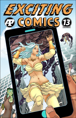 Exciting Comics #13