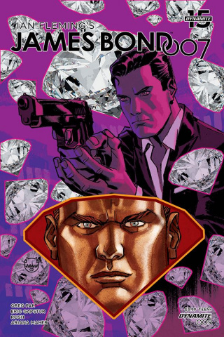 James Bond: 007 #9 (Johnson Cover)