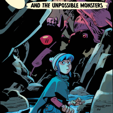 Jonna and the Unpossible Monsters #2 (Samnee Cover)
