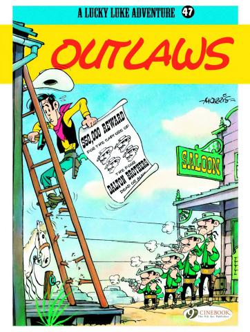 Lucky Luke Vol. 47: Outlaws