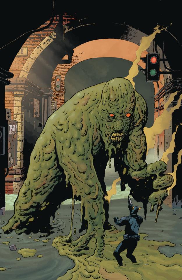 Black Hammer #10 (Ormston Cover)