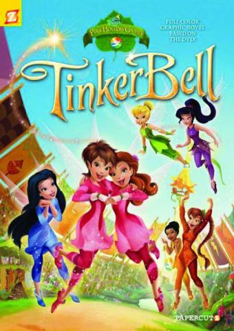 Disney's Fairies Vol. 13: Pixie Hollow Games
