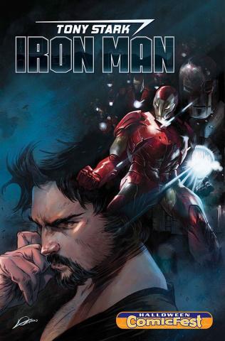 Iron Man: Road To Iron Man 2020 #1 (Halloween Comic Fest)