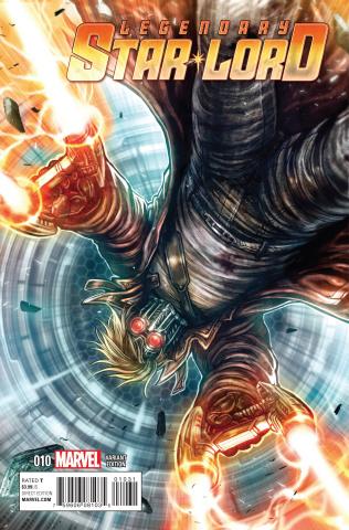 Legendary Star-Lord #10 (Women of Marvel Takeda Cover)