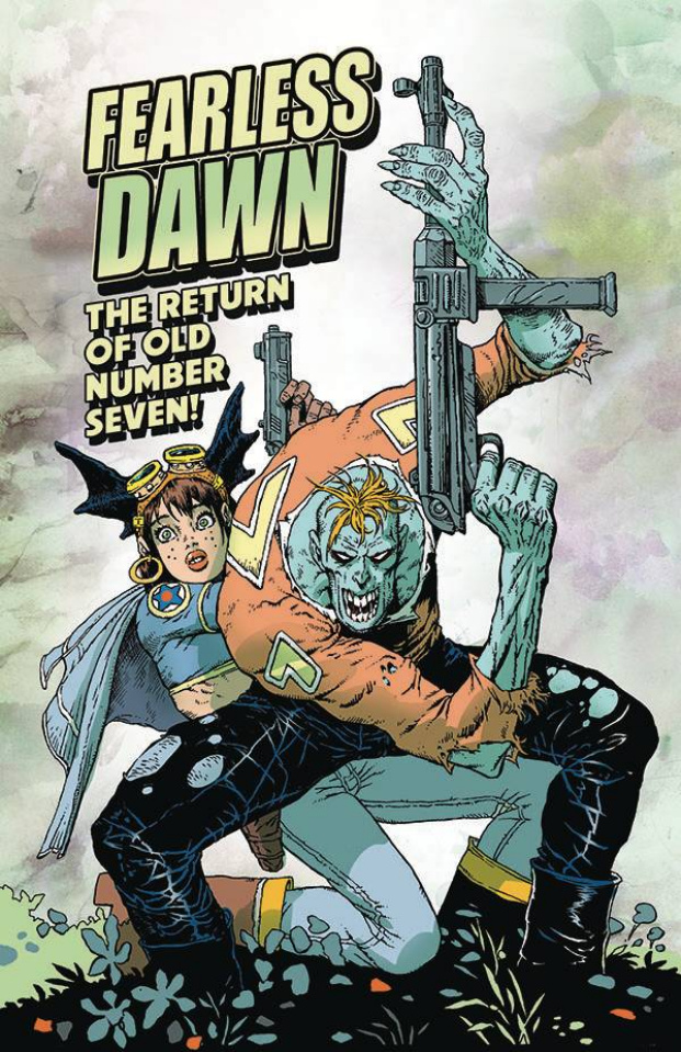 Fearless Dawn: The Return of Old Number Seven!