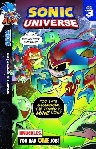 Sonic Universe #69