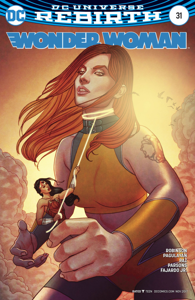 Wonder Woman #31 (Variant Cover)