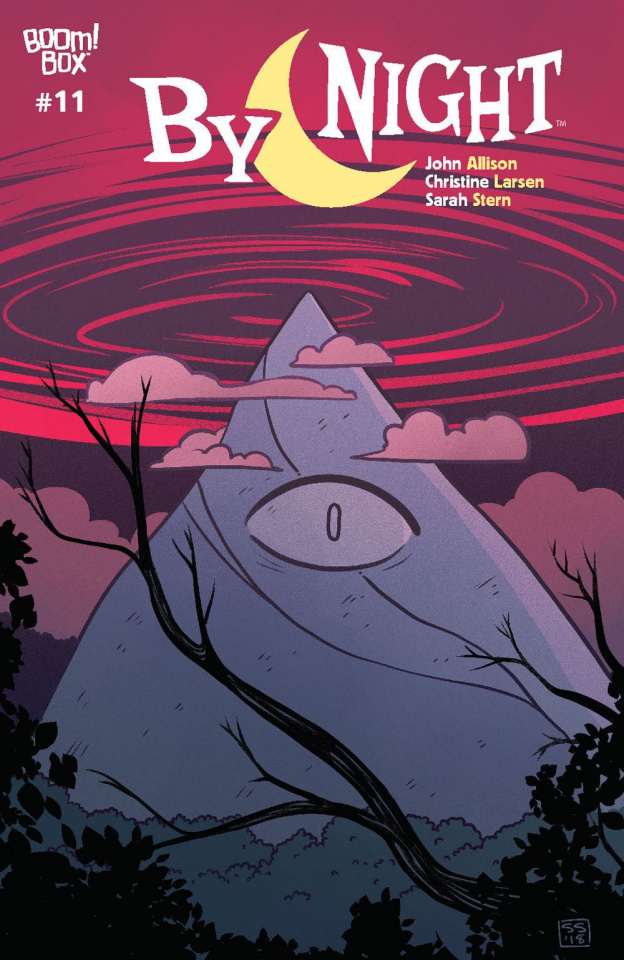 By Night #11 (Preorder Stern Cover)