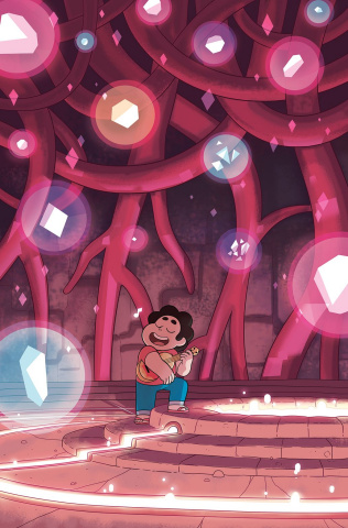 Steven Universe #4 (Subscription Sygh Cover)