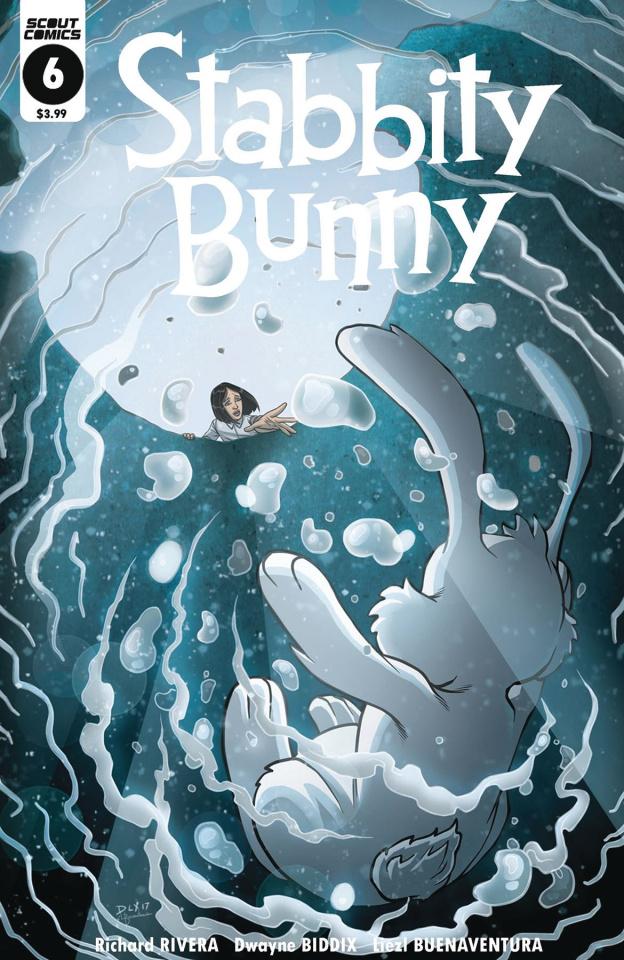 Stabbity Bunny #6
