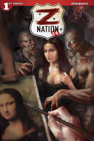 Z Nation #1 (Parrillo Cover)