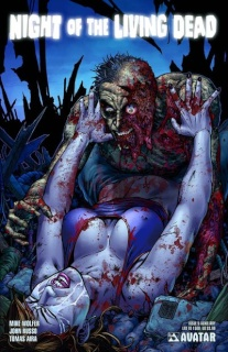 Night of the Living Dead #2 (Auxiliary Edition)