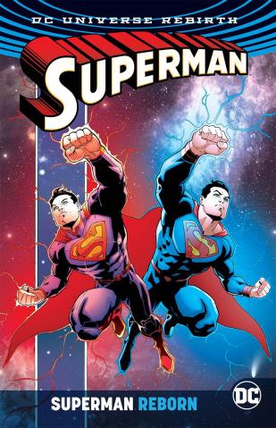 Superman: Reborn (Rebirth)
