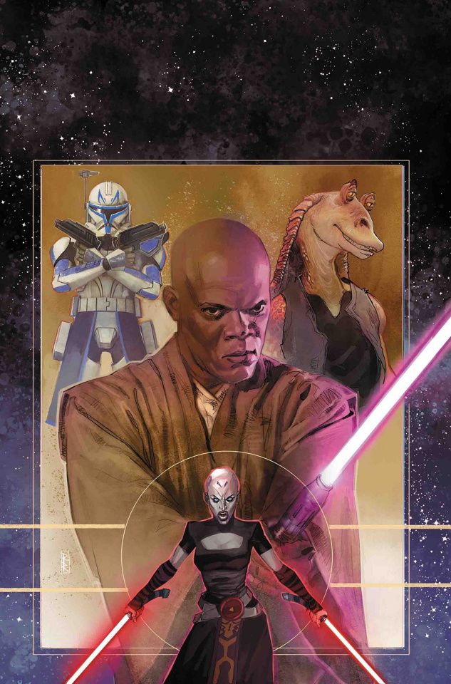 Star Wars: Age of Republic Special #1