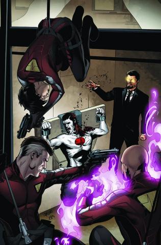 Bloodshot & H.A.R.D. Corps #14