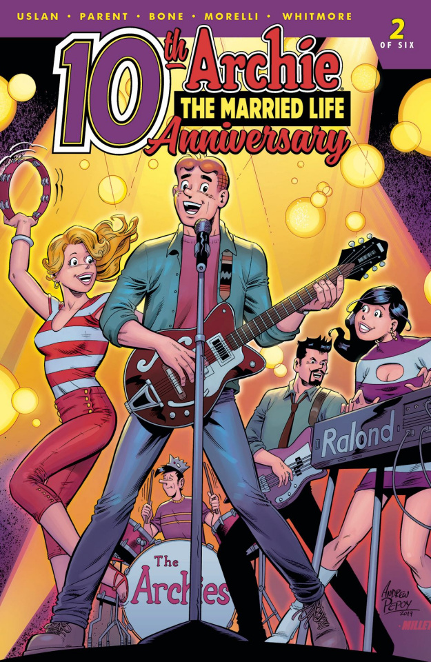 Archie: The Married Life - 10 Years Later #2 (Pepoy Cover)