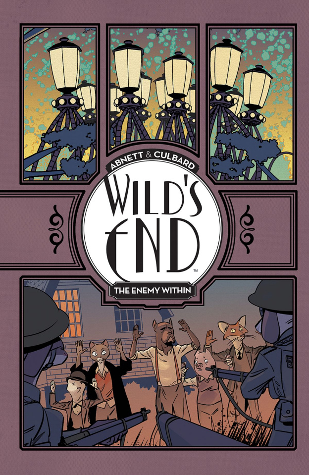 Wild's End Vol. 2: The Enemy Within