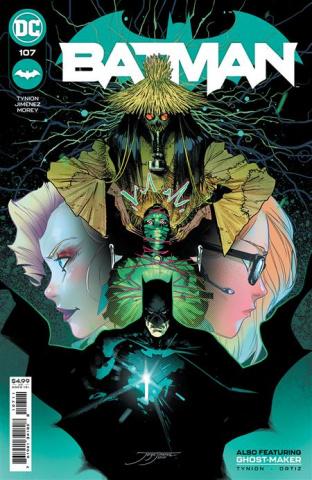 Batman #107 (Jorge Jimenez Cover)