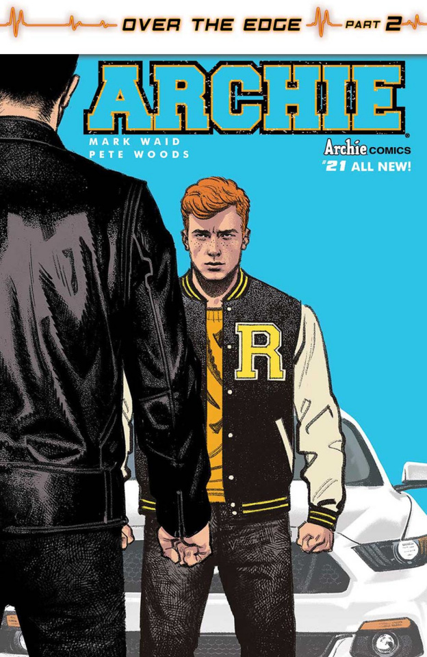 Archie #21 (Greg Smallwood Cover)
