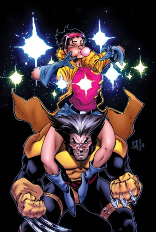 Wolverine and the X-Men #31 (Stegman Cover)